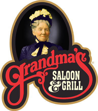 restaurant menu kiosk - grandma's saloon and grill